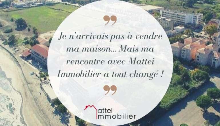 Dany nous raconte son expérience avec Mattei Immobilier 😊