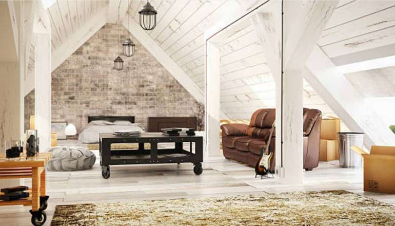 L\'esprit loft industriel : invitez New-York dans votre maison ...
