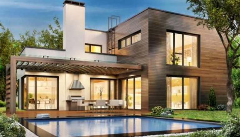 La maison en bois, on aime ou pas ? 😌
