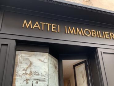 Mattei Immobilier ouvre sa première agence à Corte ! 👏🏻