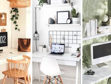 Aménager un bureau chez soi : Les 3 conseils de Mattei Immobilier ! 🧡